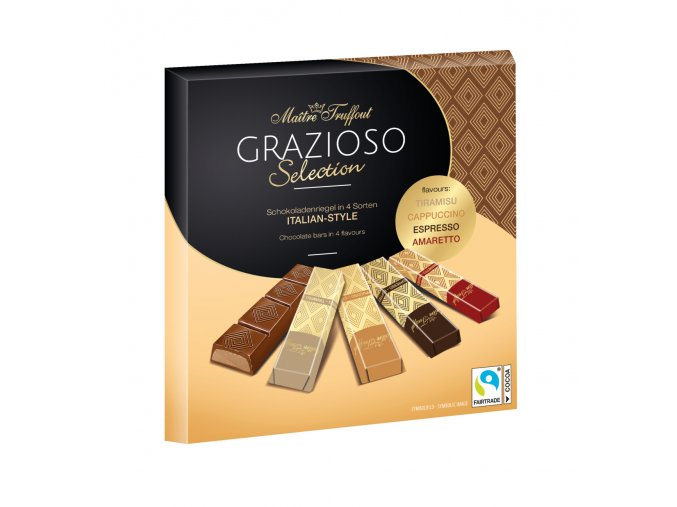 Grazioso selection Italian style 200g Image 1 Zoom image