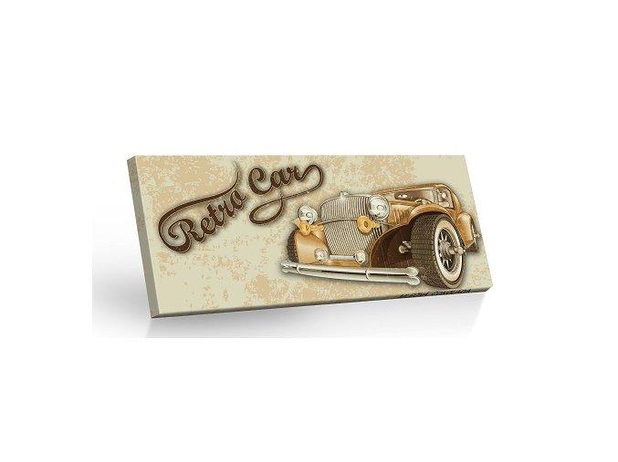 Cokolada Cars Retro Cars ML 100g 3D LS web