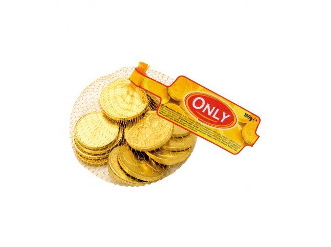 Zlaté mince Eura 100 g