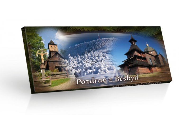 Cokolada Beskydy ML 100g 3D LS web