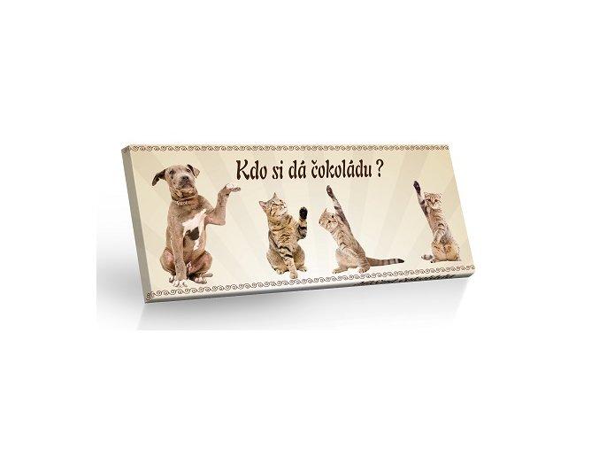 Cokolada Kdo si dacokoladu ML 100g 3D LS web
