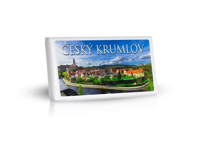 Český Krumlov hořká