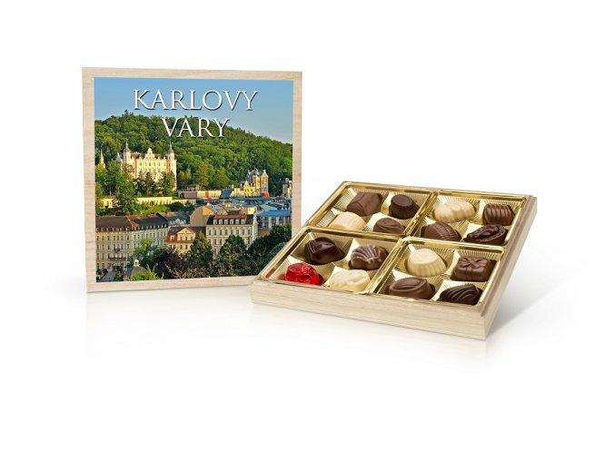 Karlovy Vary dřevo