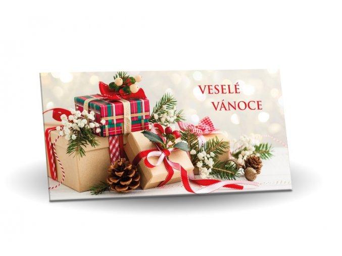 Cokolada 175g K17 0397 Vanoce CZ 2019 M