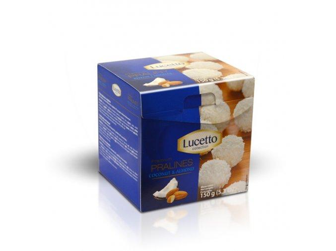 Viz Lucetto 150g mandle kokos M1