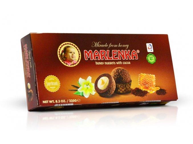Marlenka nugety kakao 235g M
