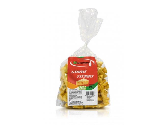 Návykovky sýrové 500g M