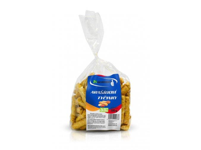Návykovky arašídové 500g M