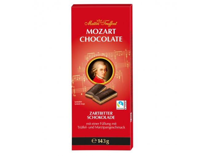 Mozart Zartbitterschokolade 143g Bild 1 Zoombild