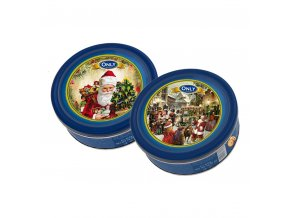 Butter cookies Christmas tin mixed box nostalgic 454g Image 1 Zoom image