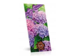 VIZ Cokolada 175g K17 0397 Hortenzie M
