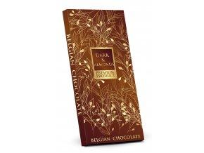 čokolada 400g dark almond tr