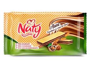 naty wafers pack hazelnut 160g 2016 flat