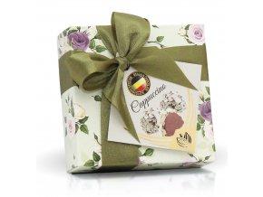 Curlettes 50g maslovane kvety fialove M