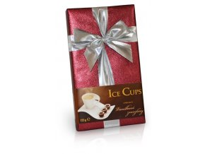 Ice Cups - pohárky s příchutí vanilkové zmrzliny 125g