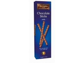 Trianon čokoládové tyčinky z mléčné čokolády 75g