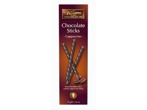 Trianon čokoládové tyčinky cappuccino 75g