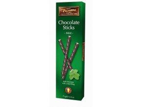 Trianon čokoládové tyčinky mátové 75g