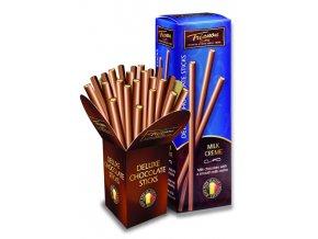 Trianon čokoládové tyčinky mléčné 30% 125g