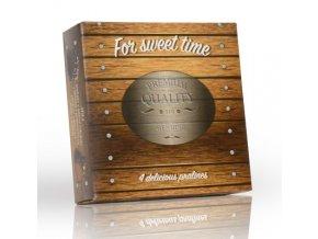 Plněné belgické pralinky Curlettes 50g For sweet time