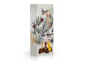 Čokoládové plněné pralinky - ptáček 90g