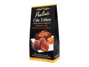 vyr 224GP89669 Maitre Truffout cokoladove koule z ml cokolady s karamelovou a ml cokoladovou naplni