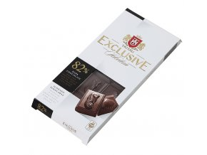 Taitau - Hořká čokoláda 82% Exclusive Selection 100 g