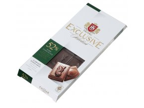 Taitau - Hořká čokoláda 52% Exclusive Selection 100 g