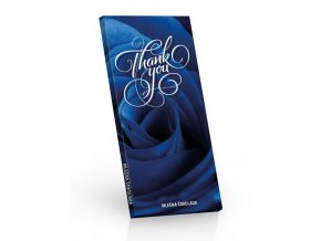Čokoláda mléčná Thank you 100g