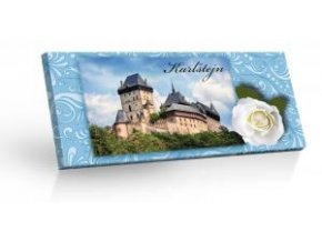 Čokoláda mlečná Karlštejn 100g