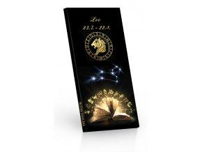 Čokoláda mlečná Zvěrokruh LEV 100g