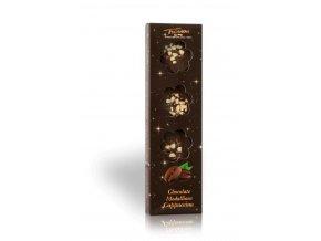 Trianon čokoládové medailonky Karamel Vločky