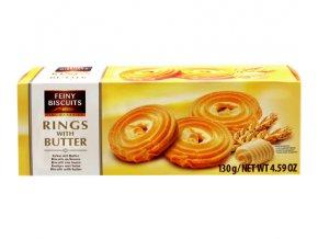 Papagena - Feiny Biscuits, Máslové sušenky 130g