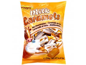 Mléčné karamely Krowky 250 g