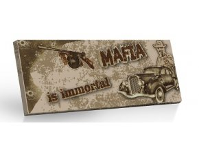 Cokolada Cars Mafia HOR 100g 3D LS web