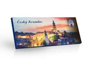 Cokolada Cesky Krumlov horka 100g 3D LS web