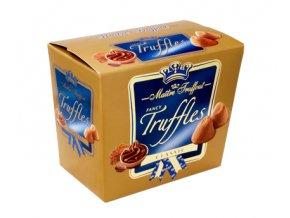 Maitre Truffout - Čokoládové lanýže z jemné mléčné čokolády 200g
