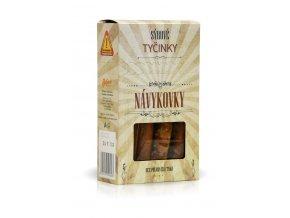 Sýrové tyčinky NÁVYKOVKY v krabičce  100 g