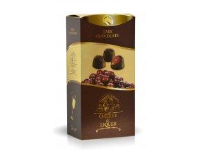 Višně v hořké čokoládě 250 g