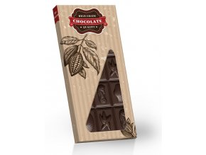 Vizual Cokolada Cacao K18 194 B horka