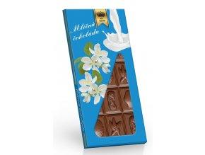 vizual Cokolada ML bez SL K18 194 Modra B mlecna