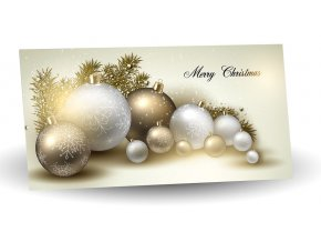Vizualizace Cok Merry Christmas K17 0397 175g 2018