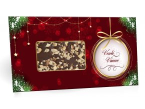 vizual K17 0191 Cokolada Vanoce Cerv mandle