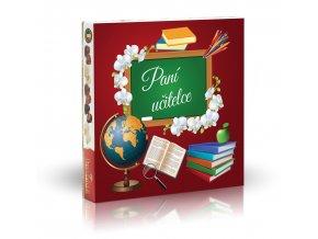 Pro paní učitelku Čokoládové belgické pralinky 200g