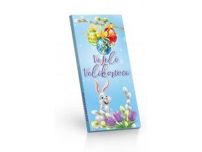 Veselé Velikonoce čokoláda mléčná 100g 1000