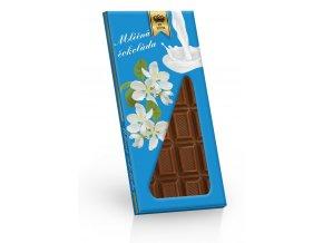 vizual Cokolada ML bez SL K18 194 Modra B mlecna YO