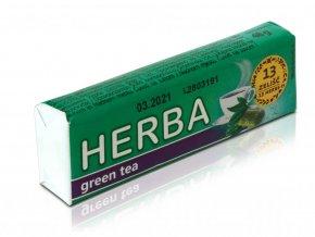 SLEVA Tvrdé bonbóny - zelený čaj 48g - min. datum spotř. 6/2021