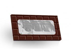 Mléčná čokoláda 50g Doplňte své věnování