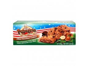 Cookies s oříškovým krémem 130g