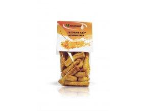 Návykovky - sýrové tyčinky s kurkumou - 100g